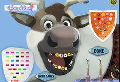Игра Свен у дантиста