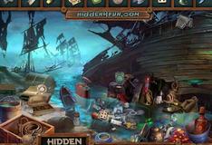 Игра На пиратском корабле