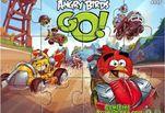 Играть бесплатно в Angry Birds Go Jigsaw