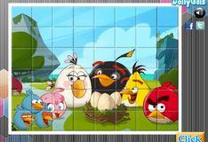Игра Игра Злые птицы: Счастливая семья