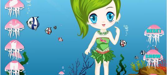Игра Морская принцесса