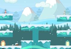 Близнец снеговика Олафа