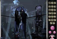 Игра Игра Бэтмен 3 Поиск чисел