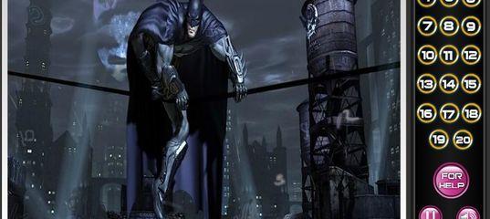 Игра Бэтмен 3 Поиск чисел