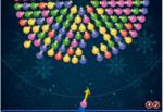 Игра Рождественская стрельба шариками