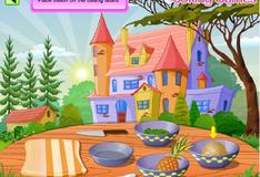 Игра Фруктовый салат для малышей