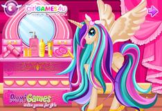 Игра Май Литл Пони: Принцесса пони