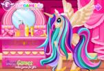 Играть бесплатно в Принцесса пони