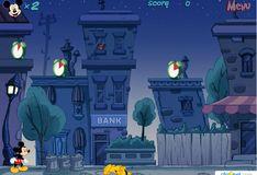 Игра Игра Микки Маус: Сбор будильников