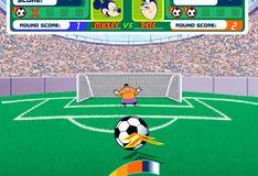 Игра Игра Микки Маус: Футбольная лихорадка