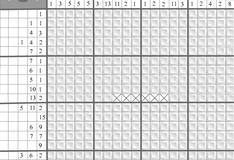 Игра Японский кроссворд