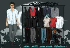 Игра Наряды для персонажей Сумерек