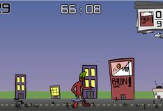 Игра Городской разрушитель
