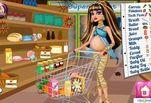 Игра Игра Беременная Клео Де Нил Детские покупки