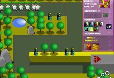 Игра Игра Защитные башни: генералы