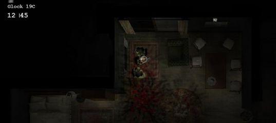 Игра Мёртвая граница Ночь первая