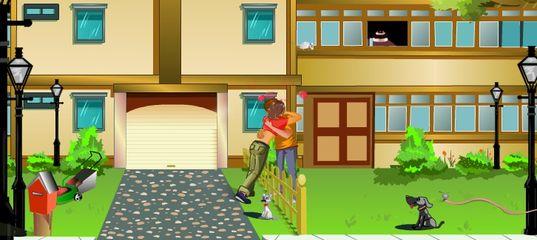 Игра Любовь с соседом