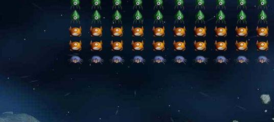 Игра Про атаку инопланетян