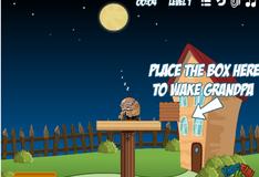 Игра Спящий дедушка