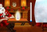 Играть бесплатно в Побрей деда мороза