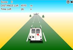 Игра Машина скорой помощи