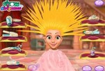 Игра Фантастическая прическа принцессы Рапунцель