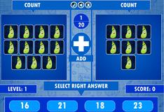 Игра Фруктовая математика