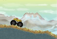 Игра Экстремальная гонка на грузовиках 3