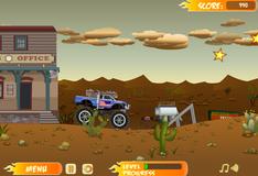 Игра Путешествие на грузовике