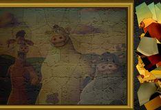 Игра Игра Рога и копыта: Мания пазлов