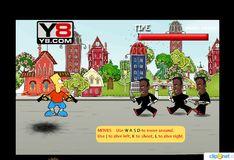 Игра Игра Симпсоны - подземелье