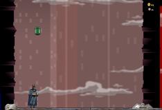 Бэтмен к небоскребе