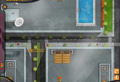 Игра Гонка в небоскребе Манхэттена