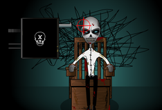 Игра Пытка монстра