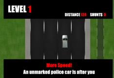 Игра Полицейская гонка