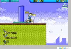 Игра Игра Смурфики Велосипед BMX