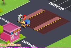 Игра Заправочная станция