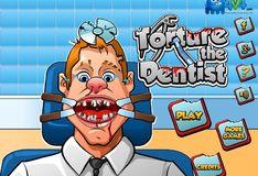 Игра Игра Пытки стоматолога
