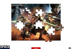 Игра Звездные войны пазл