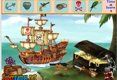 Игра Пиратский остров