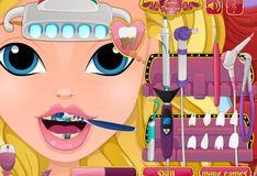 Игра Игра Эвер Афтер Хай: на приеме у дантиста