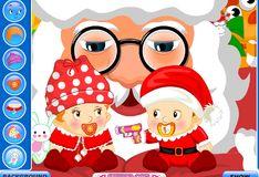 Игра Первое Рождество для детей