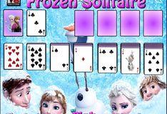 Игра Замороженный пасьянс