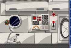 Паника на космическом корабле