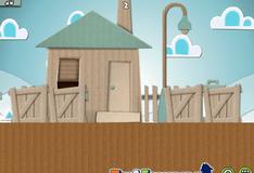 Игра Дверь в картонный домик