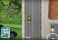 Игра Игра Водитель городского такси