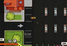 Игра Игра Мания парковки такси