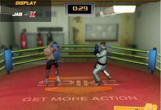 Игра Тренировка по боксу