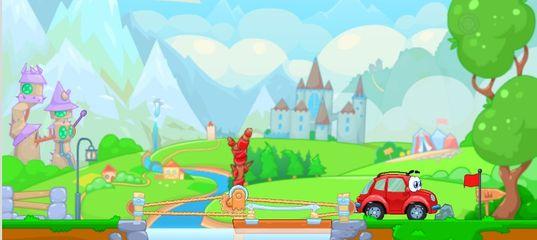 Игра Машинка Вилли 6: Сказка