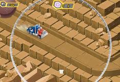 Игра Оптимус Прайм на горе
